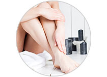 Post-Epilation and Hair Removal