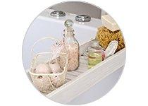 Bubble Baths and Bath Salts