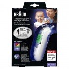 BRAUN THERMOSCAN 7 EAR THERMOMETER IRT 6520